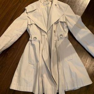 Via Spiga Women's Scarpa Belted Trench Coat